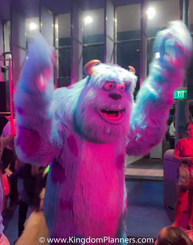 Kingdom Planners Mickey's Not-So-Scary Halloween Party Sully