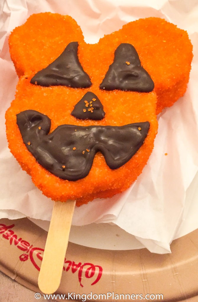 Halloween Sweets at the Disney Parks